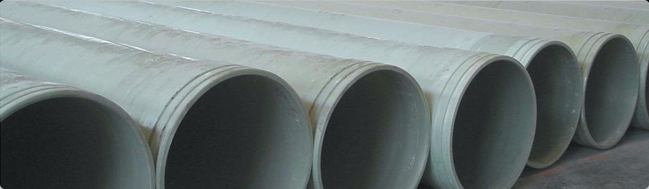 GRP Pipes / FRP Pipes</b><i>We are leading manufacturer &amp; supplier of FRP Pipes, GRP Pipes in India, Gujarat, Rajkot. GRP/FRP Pipes manufactured with helical filament winding method will have longer service life without&hellip;