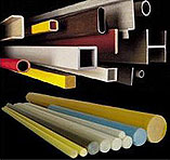 FRP Pultruded Electrical Insulation Material