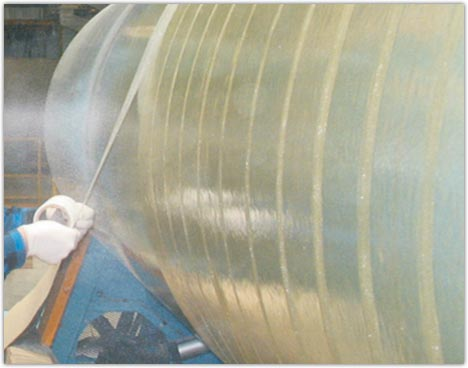 Frp Pipes Grp Pipes Manufacturer Fibertech Composite