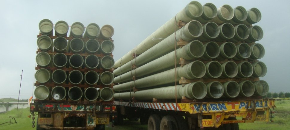 FRP / GRP Pipes